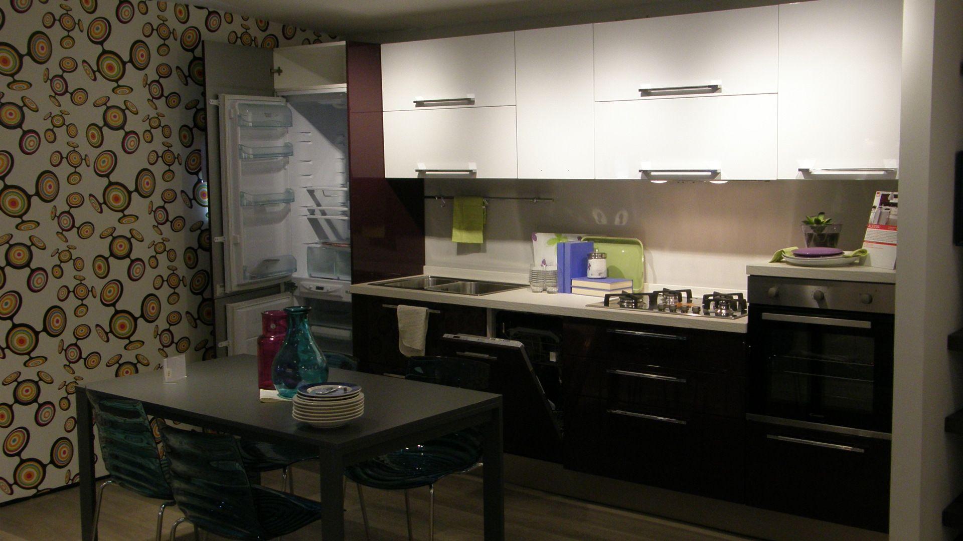 Cucina LUBE Alessia Sconto Outlet 50 | Cucine, Cucine ...