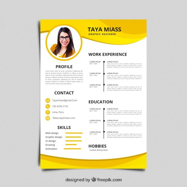 Download Colorful Resume Template For Free Resume Design Template Free Creative Resume Template Free Downloadable Resume Template