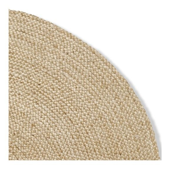 Abaca Round Rug Light Williams Sonoma Rugs Round Rugs Buying Carpet