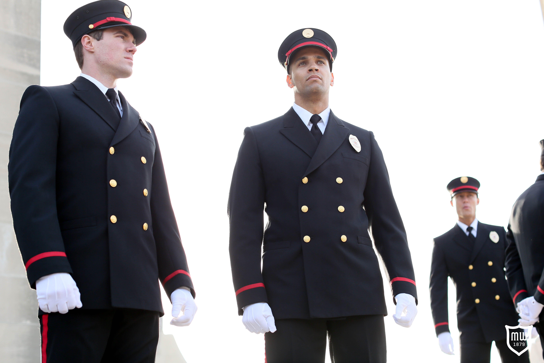 17++ Firefighter dress uniforms information