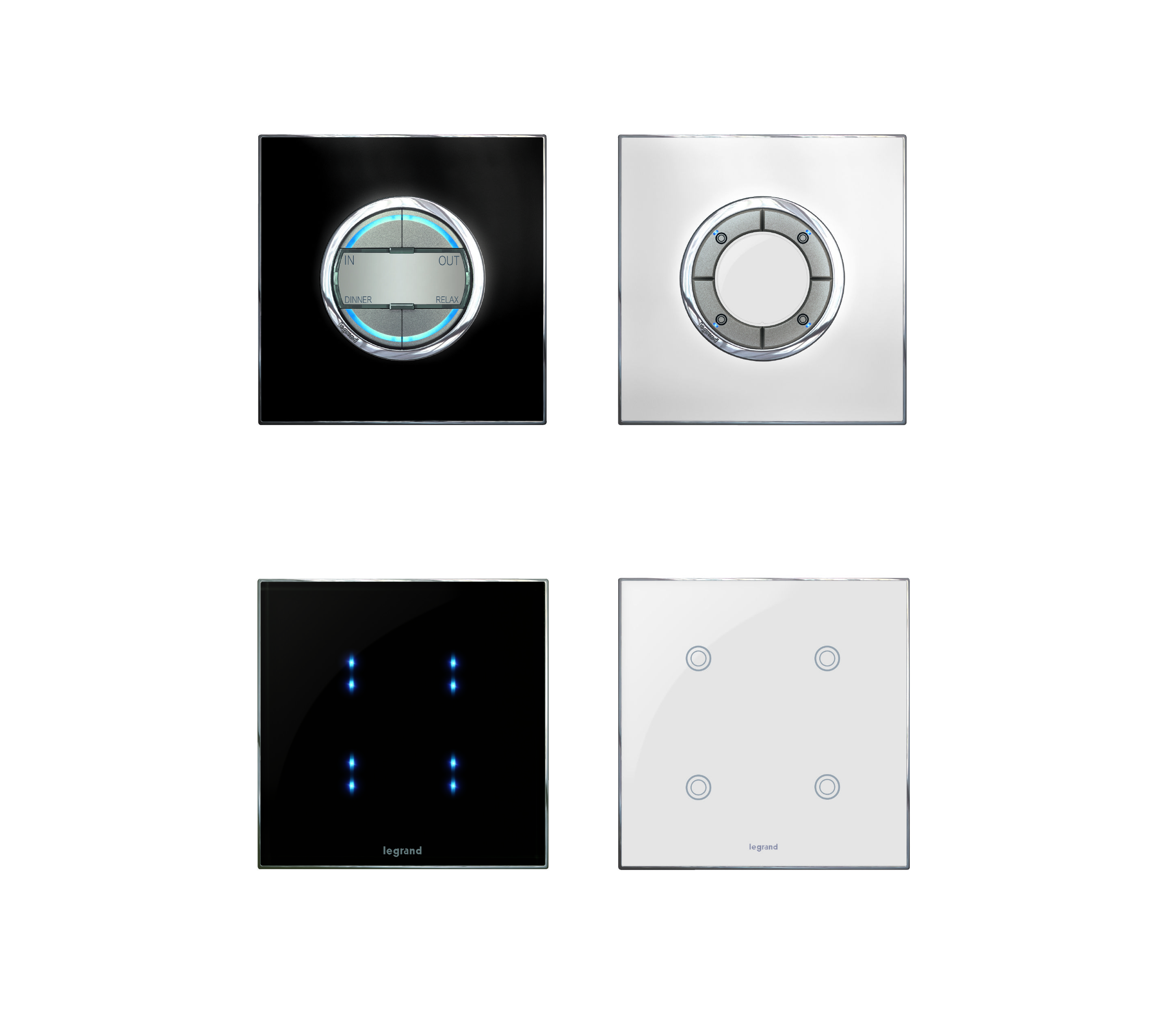 Control Everything From One Point With These Modern Smart Home Electrical Wiring Accessories Products Https Legrandcouk Devices Arteor