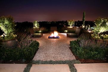 Houzz Home Design Decorating And Remodeling Ideas And Inspiration Kitchen And Bathroom Design Fire Pit Backyard Backyard Fire Outdoor Fire