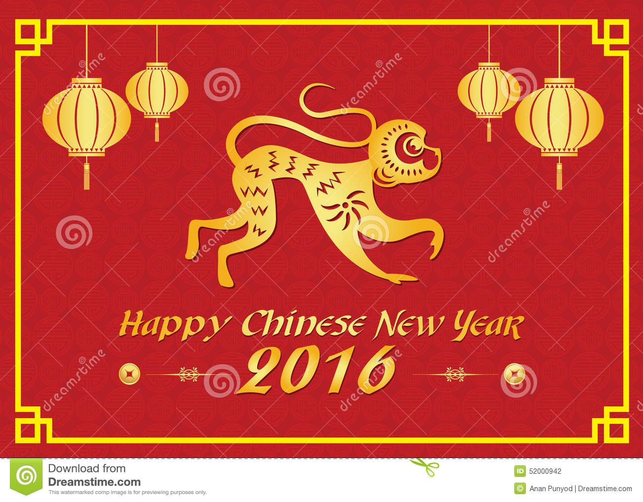 Chinese New Year 2016 Year Of The Monkey Google Search Chinese New Year 2016 Happy Chinese New Year Happy Lunar New Year
