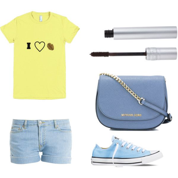 магазины.s by explorer-14285665479 on Polyvore featuring polyvore, fashion, style, Paul & Joe, Converse, MICHAEL Michael Kors and T. LeClerc