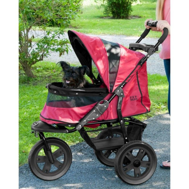AT3 NO ZIP Pet Stroller, 199.95, Pet Gear Dog stroller
