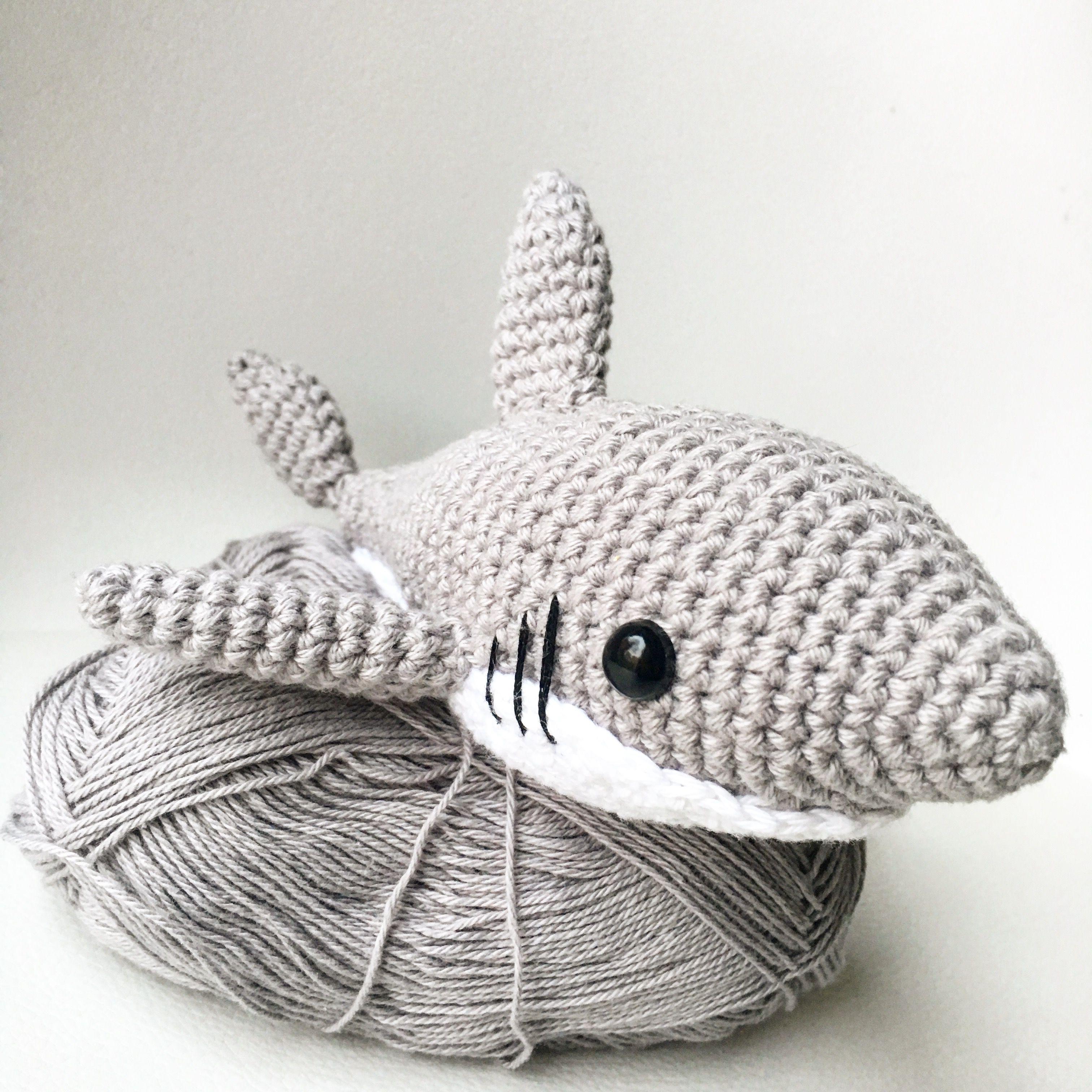 AMIGURUMI Baby Shark part 1 - YouTube | 3024x3024