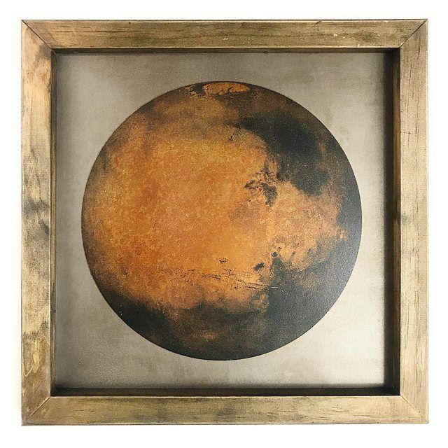 Home Interior Design Rusting Sheet Metal For A Mars
