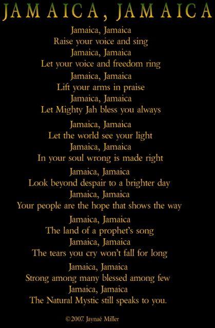Jamaican Poems 3