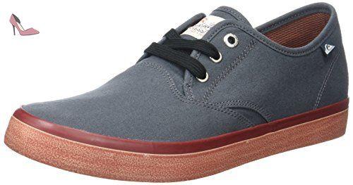 Shorebreak, Sneakers Basses Homme, Gris (Grey/Black/White), 39 EUQuiksilver
