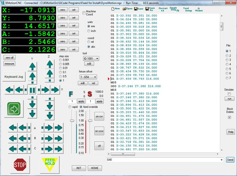 G Code Screen | 3D Printing & CNC in 2019 | Cnc, Arduino cnc