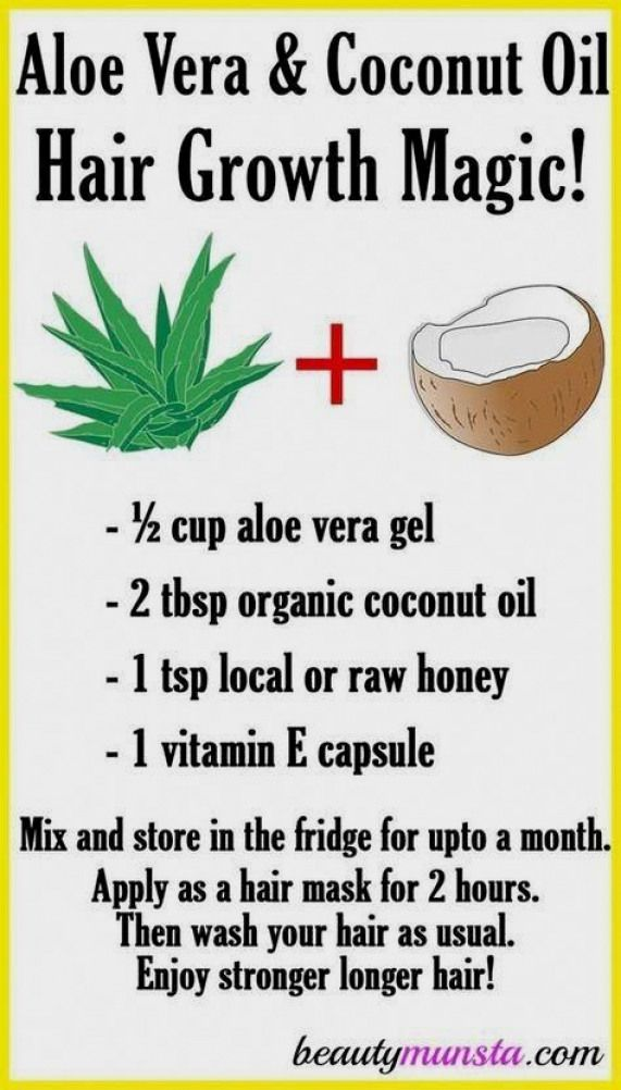 Aloe Vera And Coconut Oil For Hair In Hindi Natural Long Grow To How Tips Naturalreme Hair Growth Oil Coconut Oil Hair Coconut Oil Hair Growth