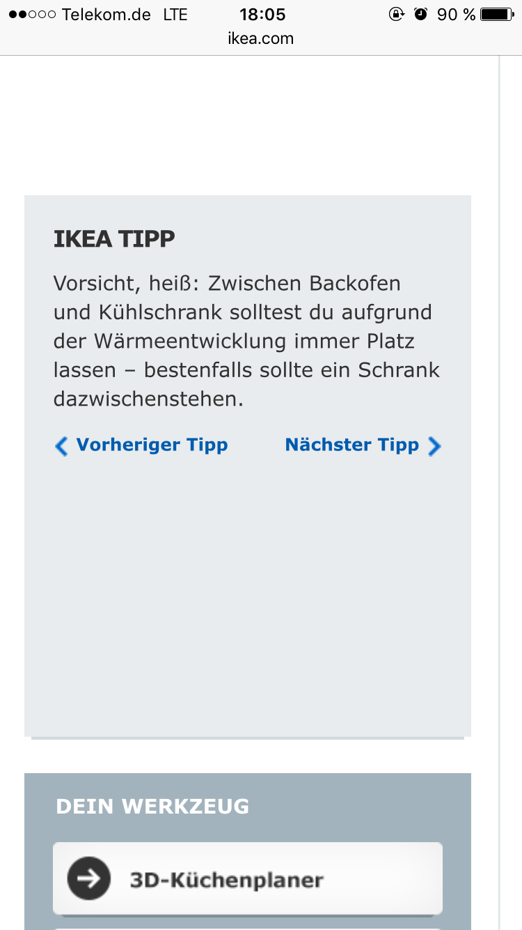 Beautiful Explore these ideas and more Magisches Dreieck der K chenplanung