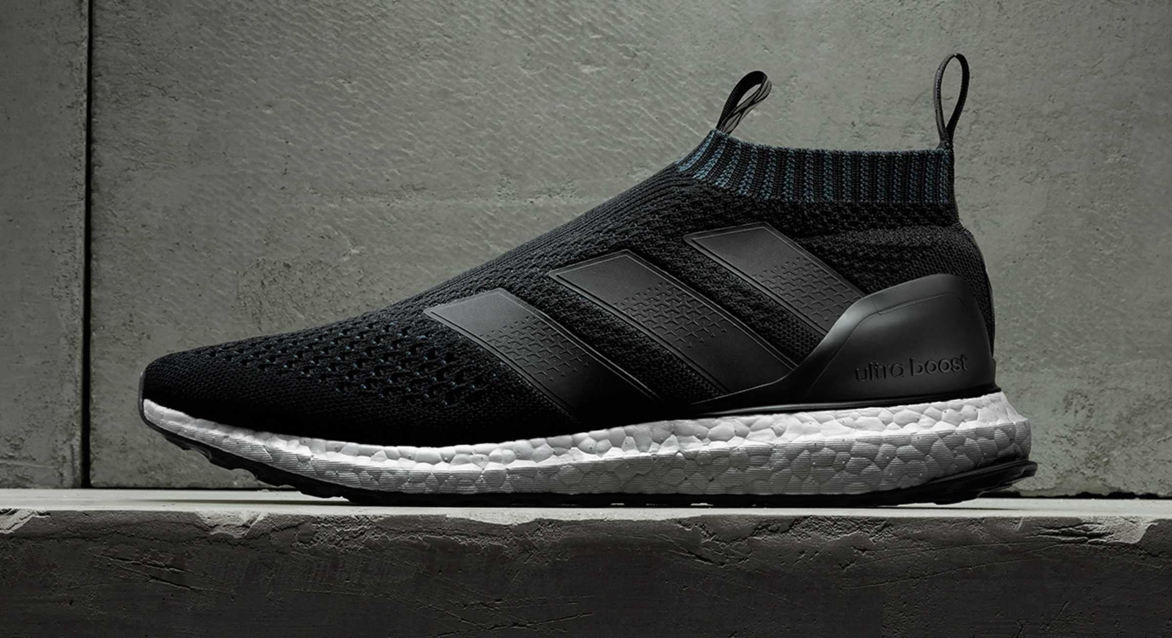 Adidas Brings Soccer Style To The Street With The Ace16 Purecontrol Ultraboost En 2020 Zapatos De Futbol Calzado Hombre Zapatos De Tacones