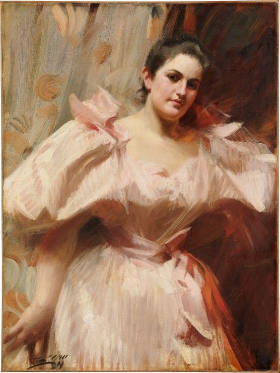 Frieda Schiff Later Mrs Felix M Warburg 1894 Anders Zorn Swedish 1860 1920 New York Metropolitan Museum Of Art C Metropolitan Museum Art Artist Zorn