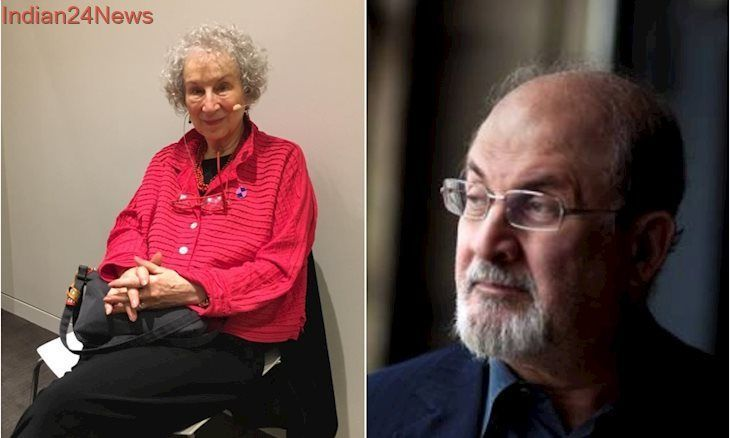Booker Prize 2019 Longlist: Salman Rushdie, Margaret Atwood on the List, Winner to be Announced in October #margaretatwood Booker Prize 2019 Longlist: Salman Rushdie, Margaret Atwood on the List, Winner to be Announced in October #margaretatwood Booker Prize 2019 Longlist: Salman Rushdie, Margaret Atwood on the List, Winner to be Announced in October #margaretatwood Booker Prize 2019 Longlist: Salman Rushdie, Margaret Atwood on the List, Winner to be Announced in October #margaretatwood