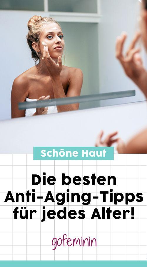Anti-Aging: So bleibt eure Haut lange glatt und..