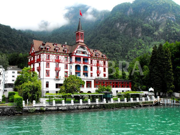 Vitznauer Hof hotel Lake Lucerne Favorite Places Spaces