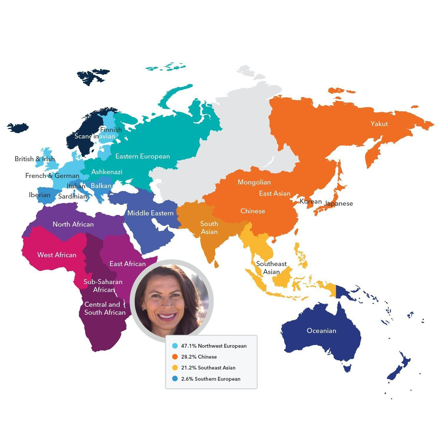23andme Dna Test Ancestry Personal Genetic Service Save 20 With This Link Http Amzn To 2spv12h Ancestry Dna Test Ancestry Dna Dna Test