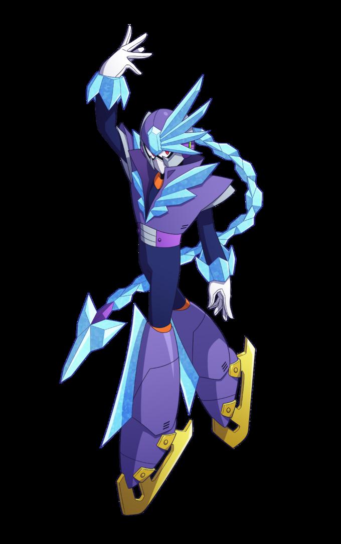 Tundra Man Mega Man Rockman Mega Man Art Mega Man Man Character