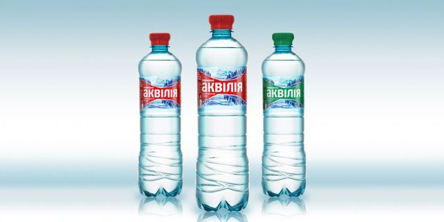 Akviliya Mineral Water S Izobrazheniyami Etiketki Voda