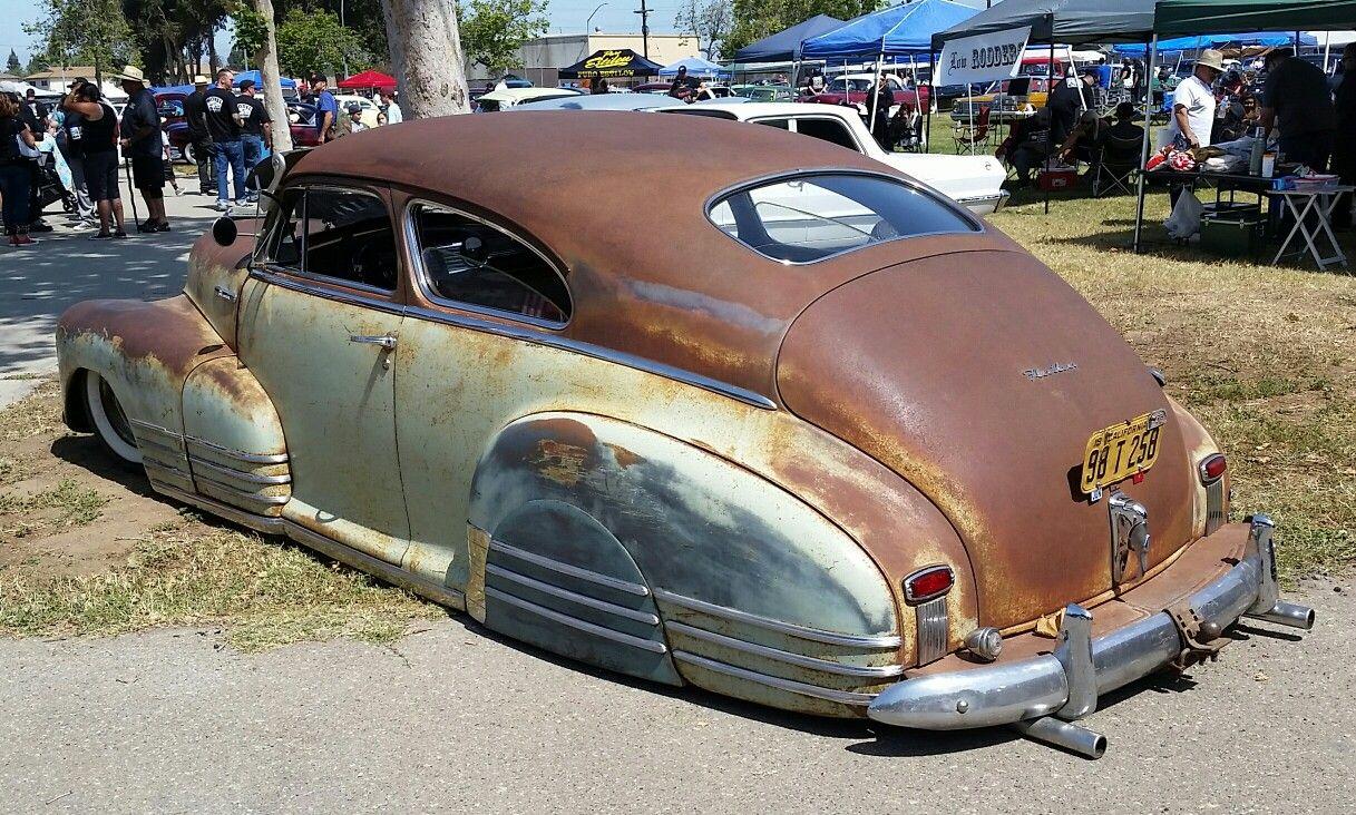 1948 Chevy Fleetline Patina Classic Cars Vintage Lowrider Cars