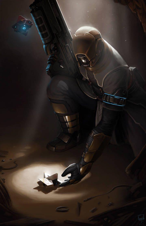 Destiny: Ghosts by Zerahoc on DeviantArt