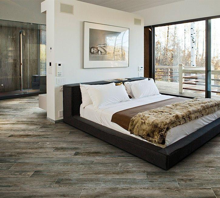 Cerdomus #Club Grey 16,5x100 cm 60427 #Feinsteinzeug #Holzoptik - alternative zu fliesen in der küche