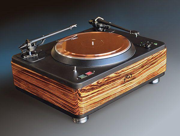 Pbn Dn308 Pbn Audio Turn Table Vinyl Vinyl Player High End Turntables