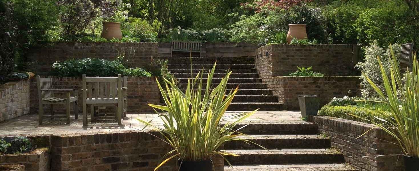 steep garden - Google Search | Steep garden design ideas | Pinterest ...