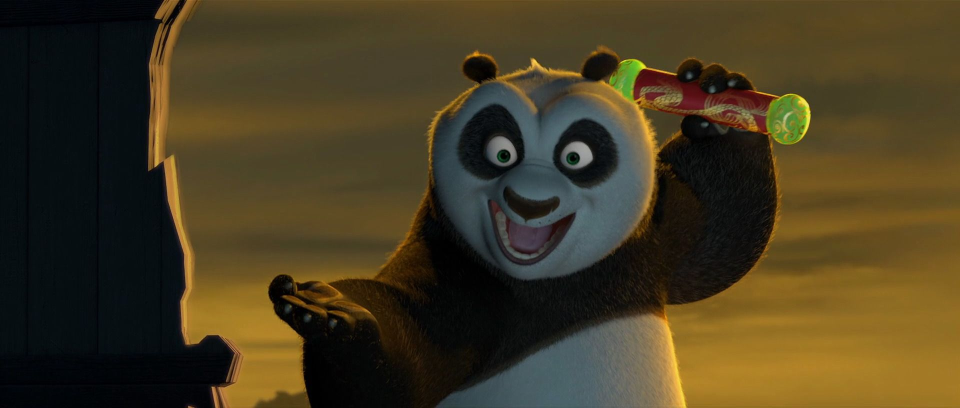 screencap gallery for kung fu panda (2008) (1080p bluray, dreamworks