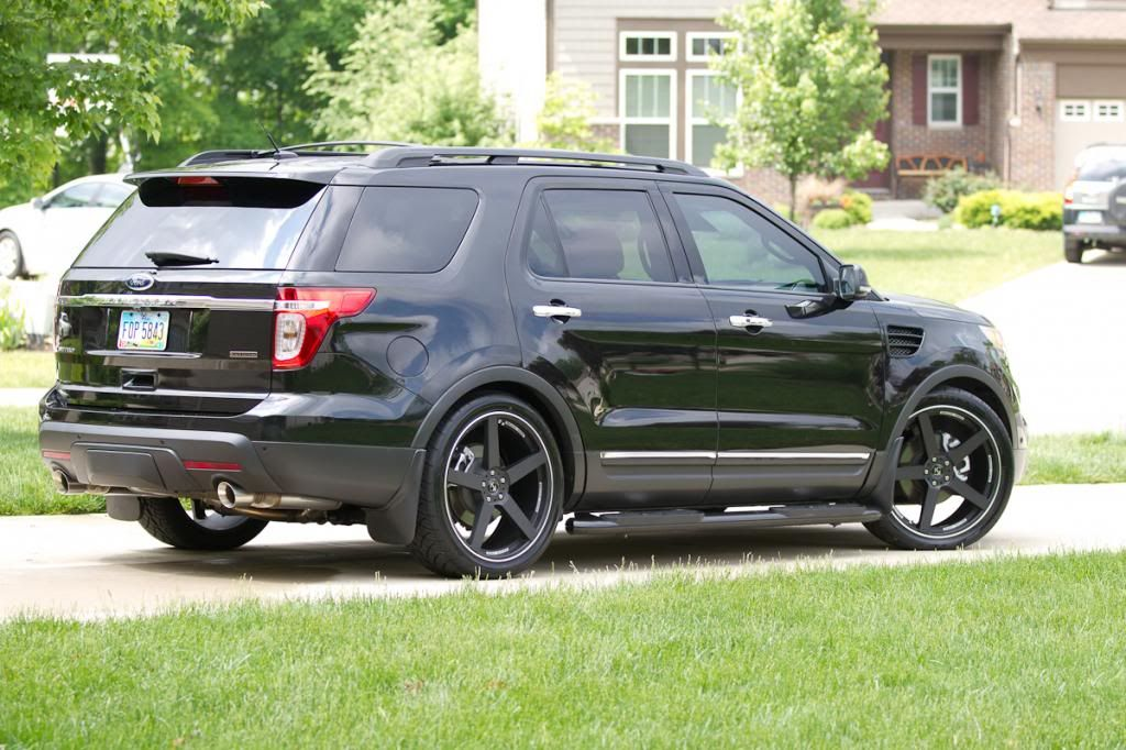 "22"" Wheels For Explorer Page 2 Ford Explorer and"