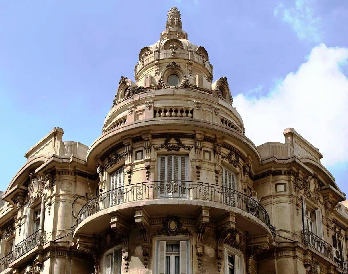 downtown #Cairo - #Egypt | Cairo egypt, Modern egypt, Egypt