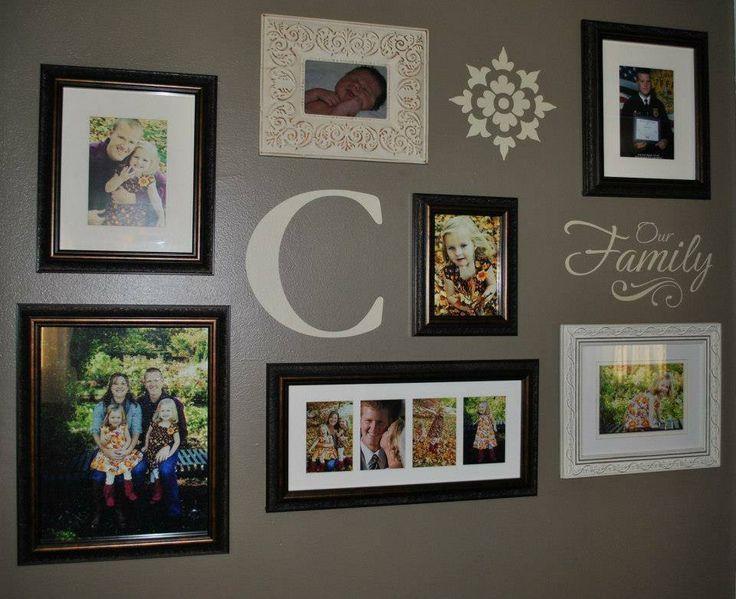Wall Collage Uppercaseliving Walldecor Vinyl Family