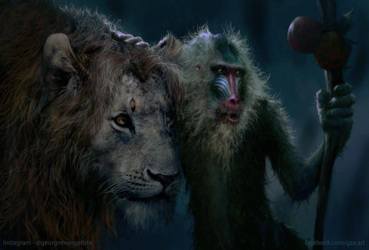 Lion King 2019 First Look Disney Pinterest Lion Disney