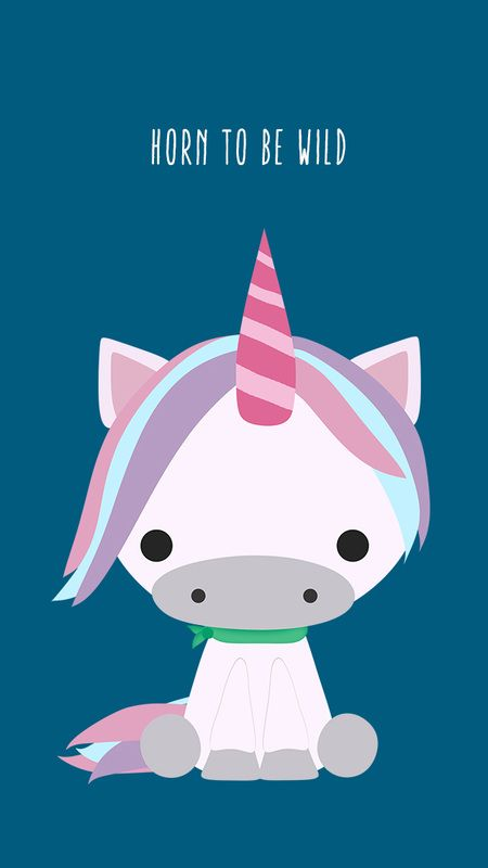 extremely cute wallpapers of unicorn - photo #13