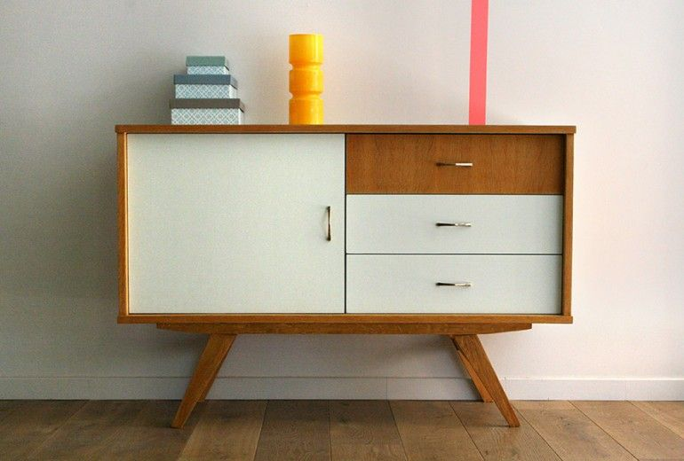 meubles commode vintage pied compas marguerite 1 r nov s r novation meuble pinterest. Black Bedroom Furniture Sets. Home Design Ideas
