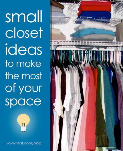 Tiny Home Designs: Best 25+ Apartment Closet Organization Ideas On Pinterest