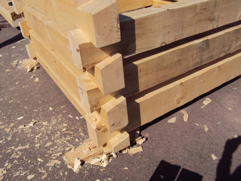 how to make log home dovetails pdf