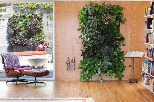 Wally Three Design By Woolly Pocket In 2020 Living Wall Planter Vertical Garden Vertical Garden Indoor