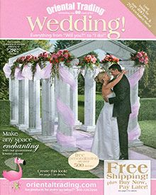 Oriental Trading Company Wedding Wedding Wedding Catalogs New Years Eve Weddings