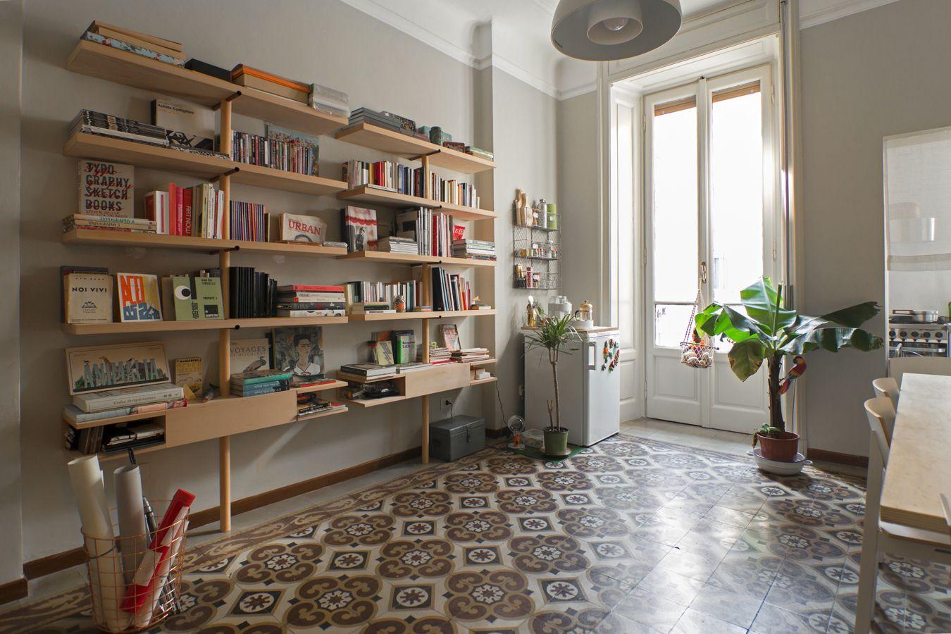 Mobili Per La Casa Milano : Casa in stile vecchia milano living corriere casa dolce casa
