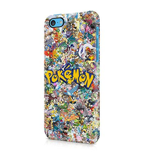 Pokemon jolteon Plastic Hard Back Cover