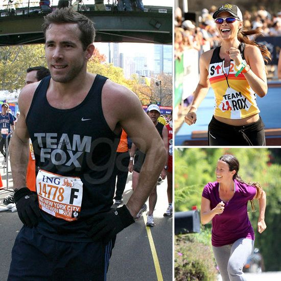 Pamela Anderson To Run NYC Marathon For Charity - Yahoo