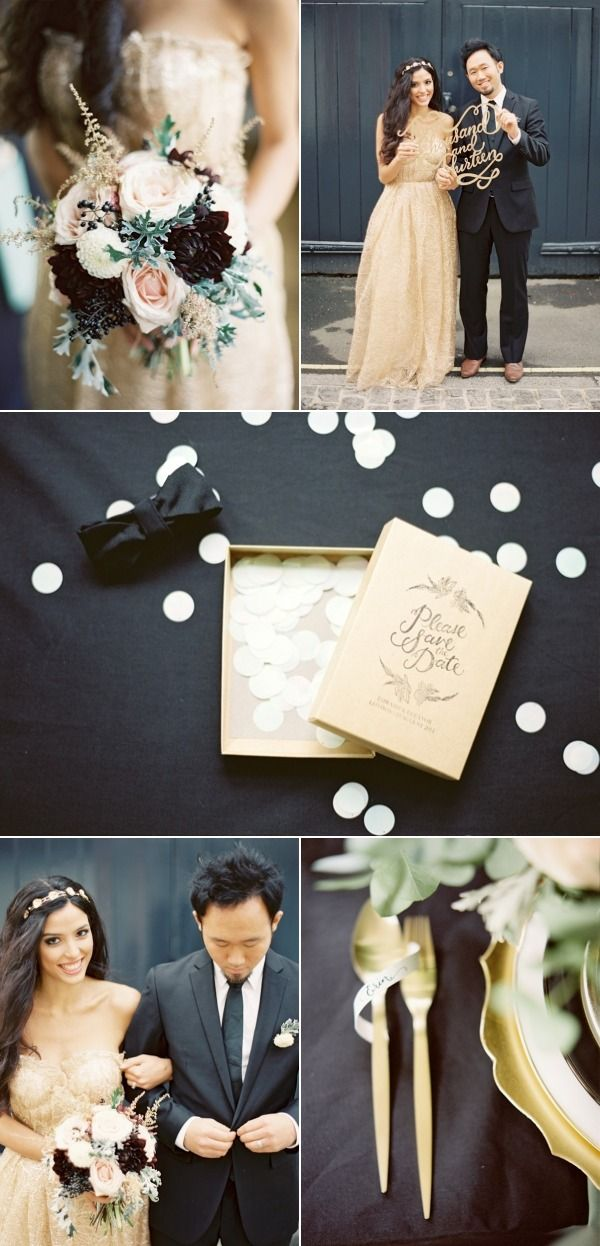 London New Year's Eve Shoot + Film from Mimi Nicole Events