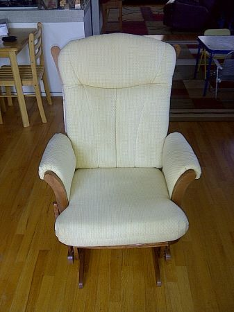 Dutailier Glider Nursing Rocking Chair - $100 & Dutailier Glider Nursing Rocking Chair - $100 | Craigslist ...