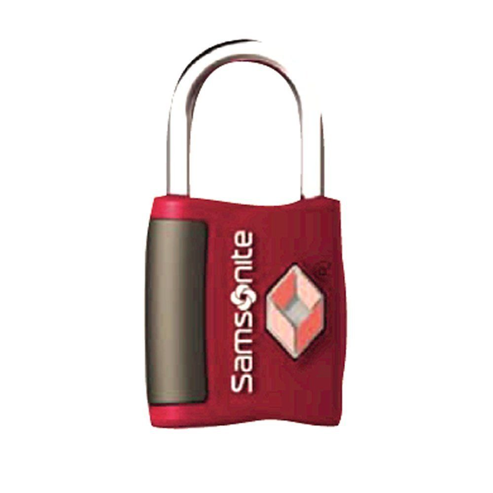 Samsonite Luggage 2-Pack Travel Sentry Key Lock, Red Pepper, International Carry-on.
