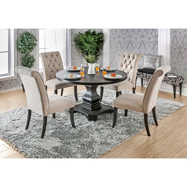 Overstock Com Online Shopping Bedding Furniture Electronics Jewelry Clothing More Black Round Dining Table Dining Table Round Dining Room Sets