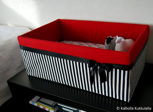 Finnish Baby Box Makeover <3