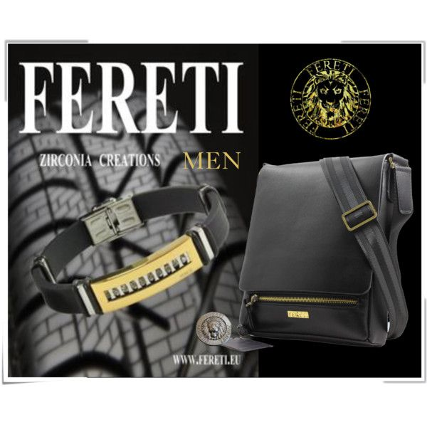 FERETI MEN COLLECTION by fereti on Polyvore featuring Post-It
