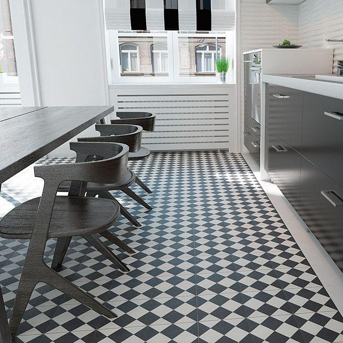 VINTAGE ZEMENTFL MODS CUA X Zementfliesen Pinterest - Palazzo vintage fliesen